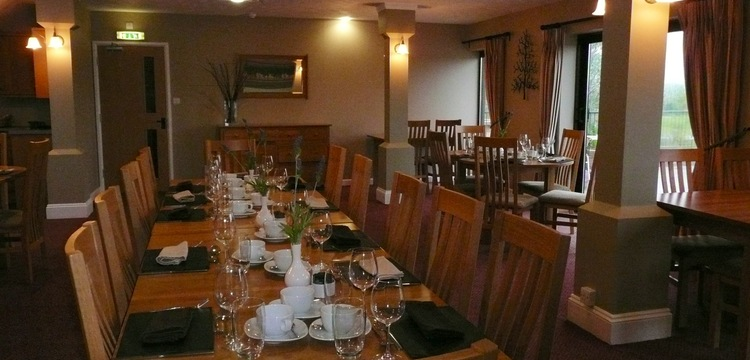 'Oak Room' Dining